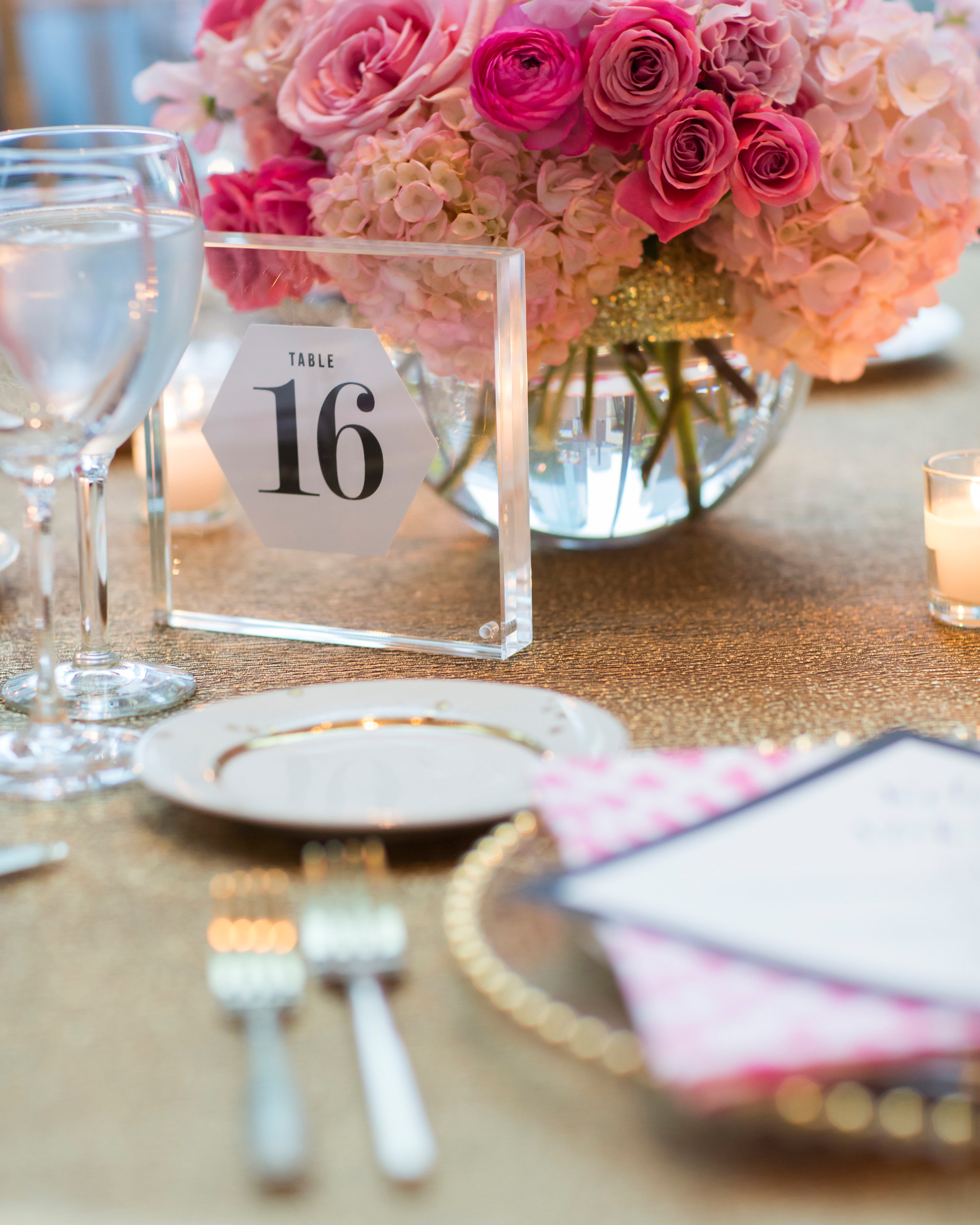 The Table Numbers