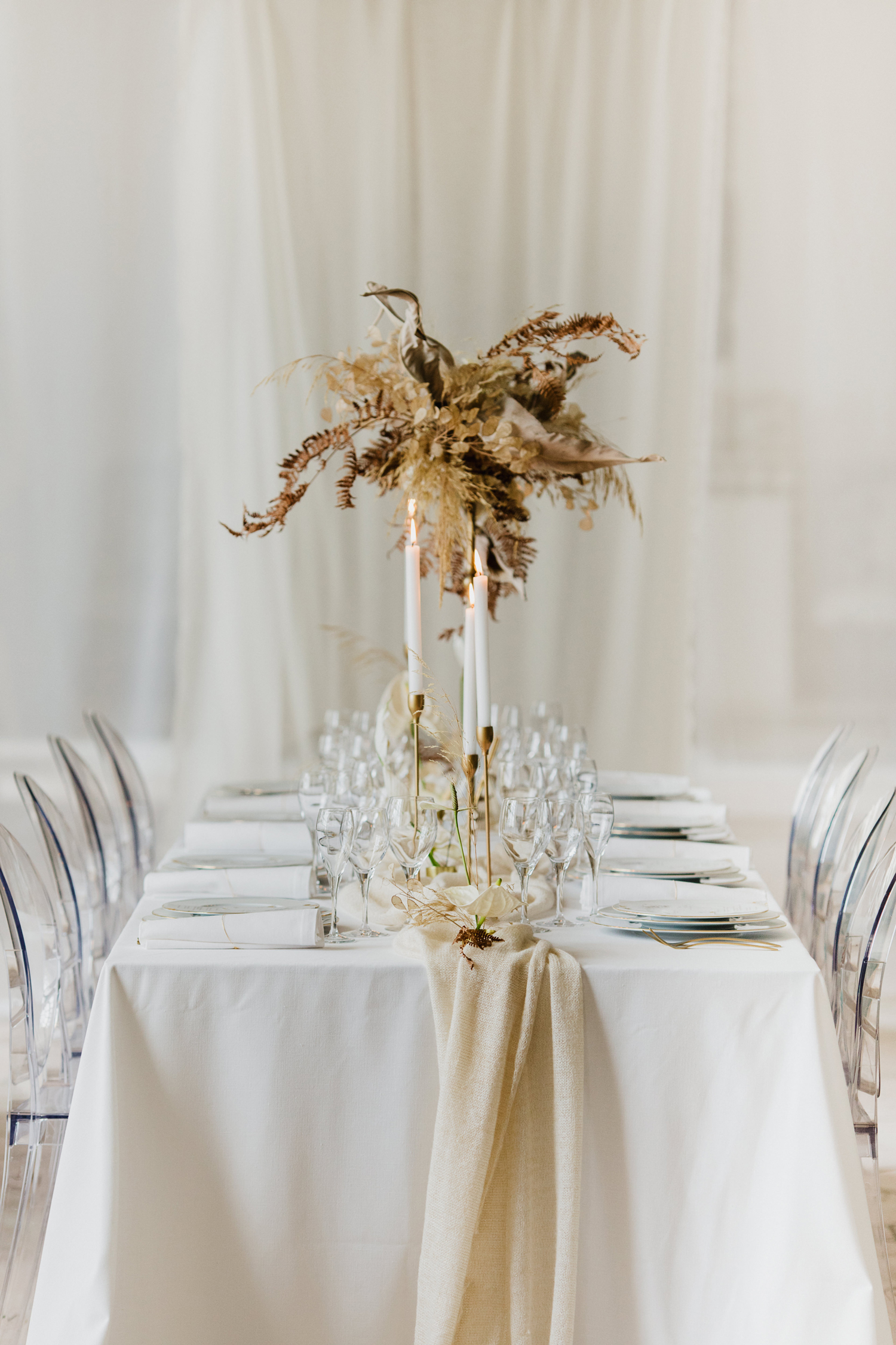 23 Non Floral Wedding Centerpiece Ideas Martha Stewart Weddings