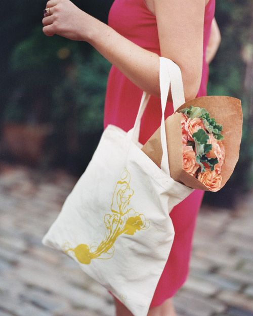 Tote Bag Favor
