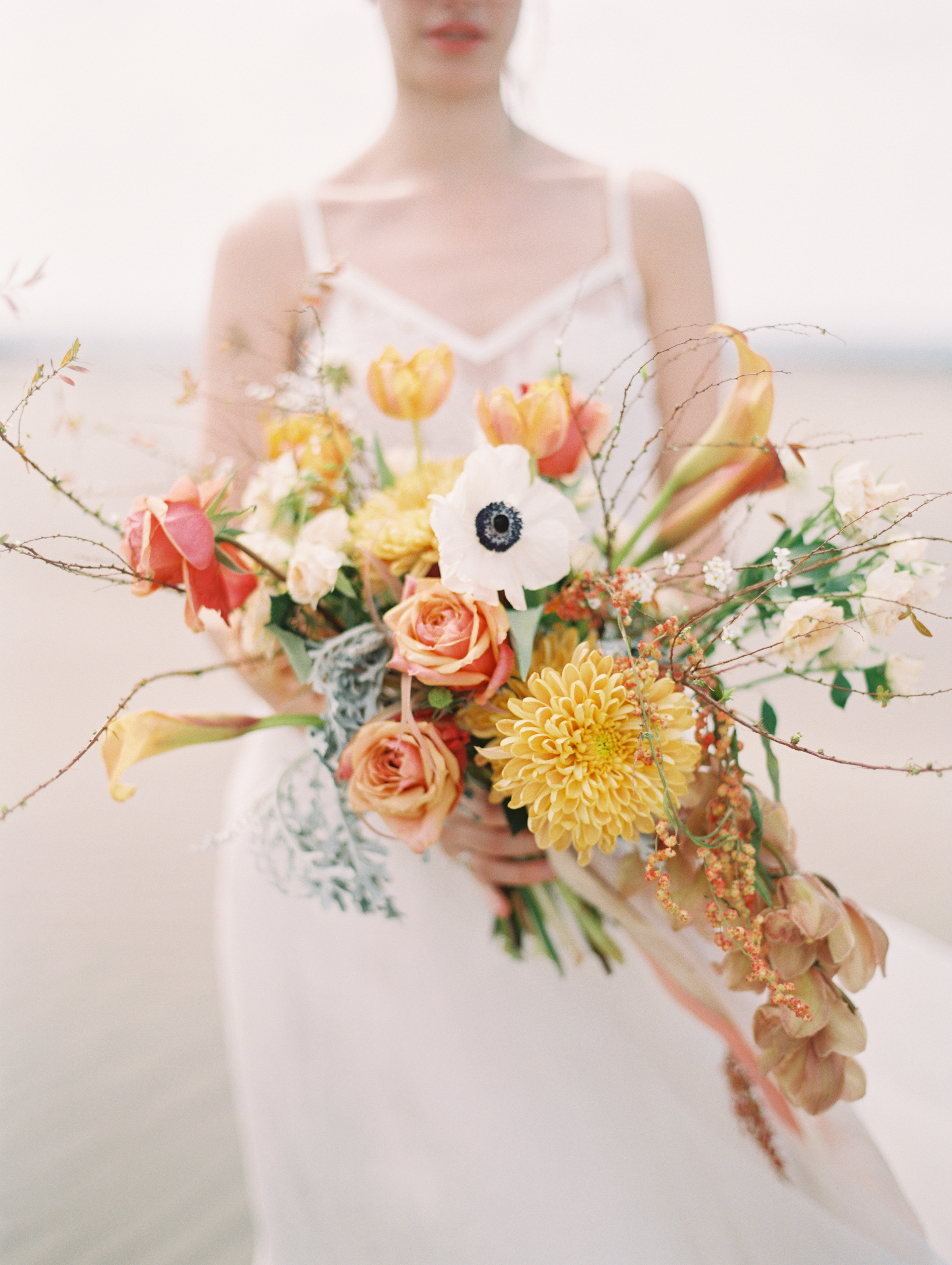 22 Lily Bouquets Perfect For A Spring Wedding Martha Stewart