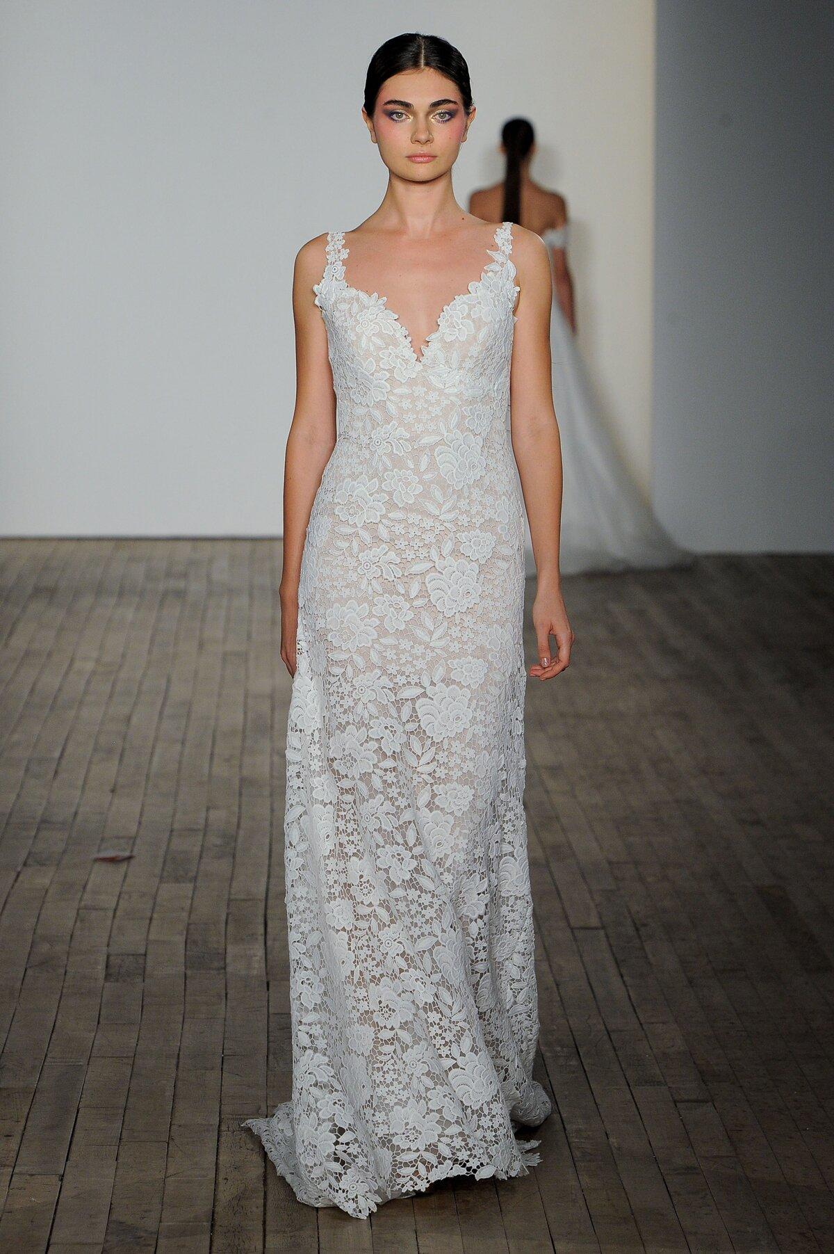 Marina Maitland Wedding Dress Hayley Paige Wedding Dress 2019