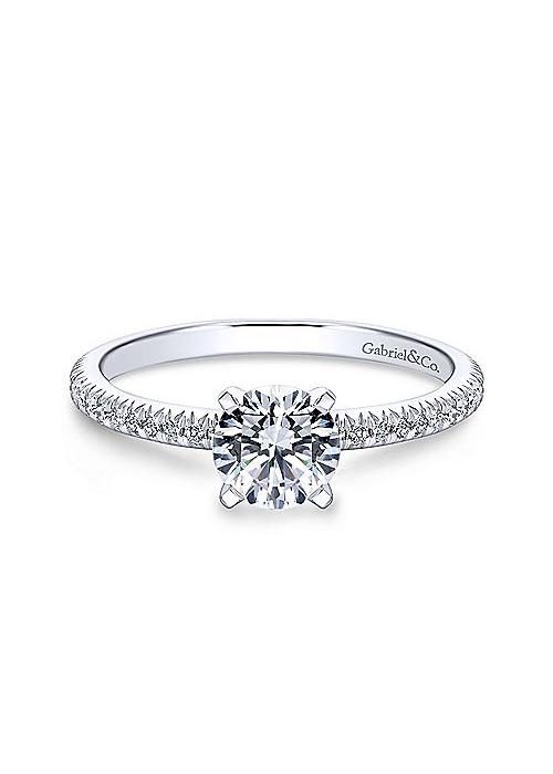 Gabriel & Co. Oyin Ring