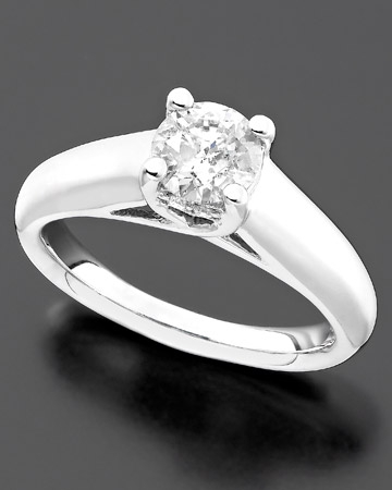 1ct.t.w. Diamond Solitaire