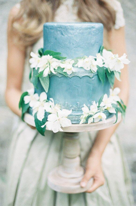 27 Cool Blue Wedding Ideas You Ll Love Martha Stewart Weddings