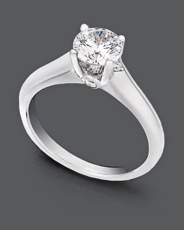 1 ct.t.w. Diamond Solitaire