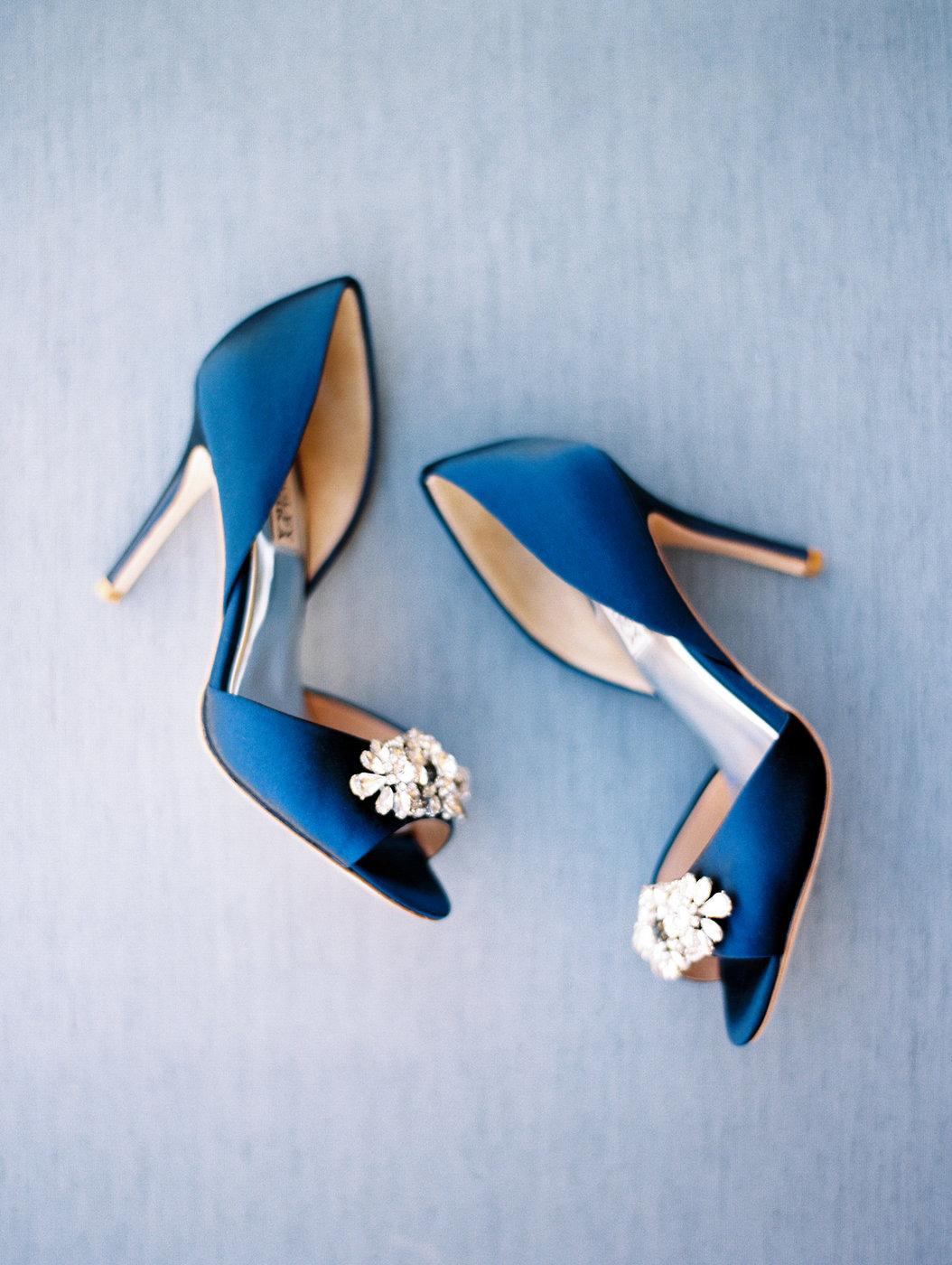 blue wedding ideas rachel solomon