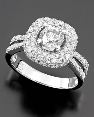 2ct.t.w. Diamond Engagement