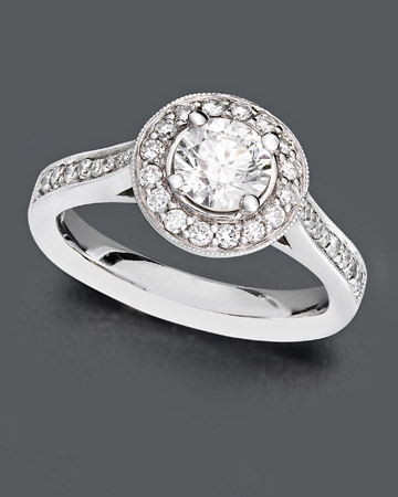 1-1/4ct.t.w Engagement Ring