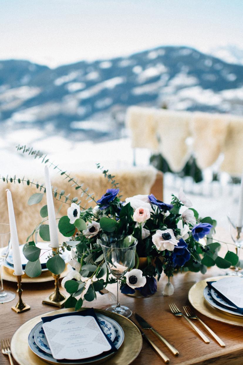 blue wedding ideas manuela kalupar
