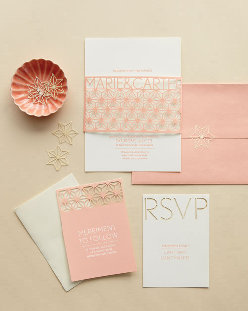 Intricate Invites