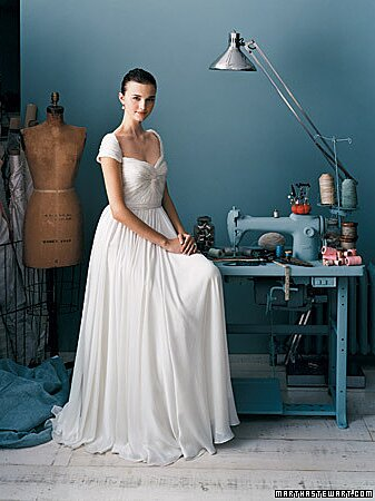 80979bc9ca8 The Perfect Fit: Dresses for Every Bride | Martha Stewart Weddings