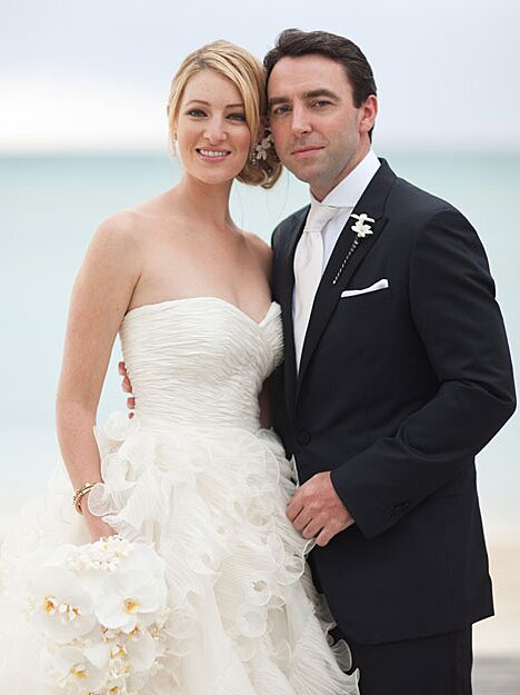 3f329d35b A Formal Destination Wedding on the Beach in Turks and Caicos ...