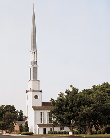 Woodmont Christian Church, Nashville, Tennessee