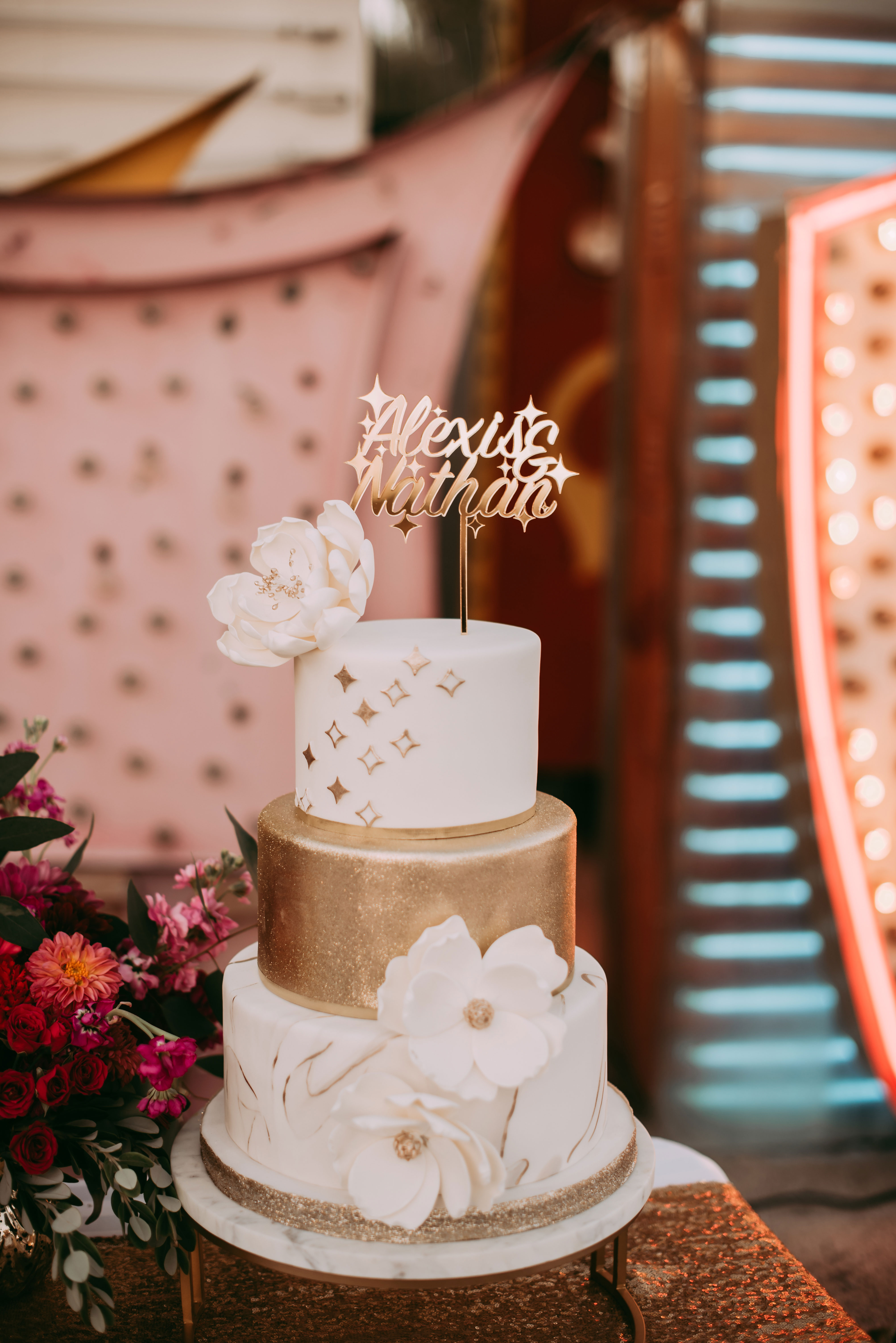 wedding cake toppers jamie y photography