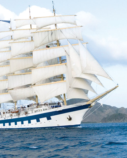 Embark on a Cruise: Caribbean