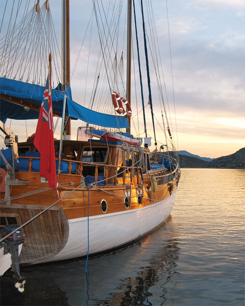 Embark on a Cruise: Turkey