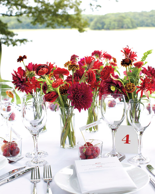 Free-Form Centerpieces
