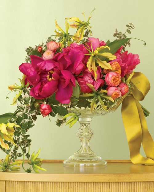 Go Long with Your Flowers: For Your Bouquet