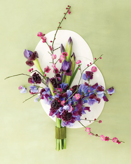 Reach High with Your Flowers: For Your Bouquet