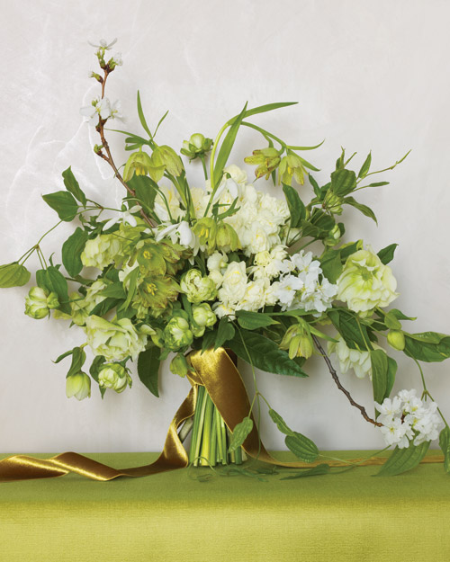 Spread Out with Your Flowers: For Your Bouquet