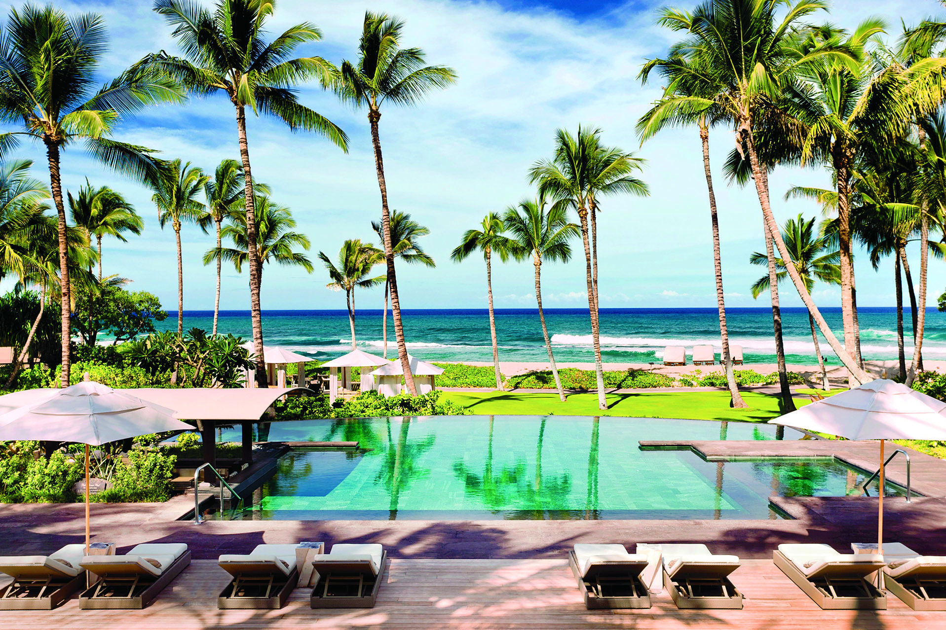 best resorts hawaii four seasons hualalai