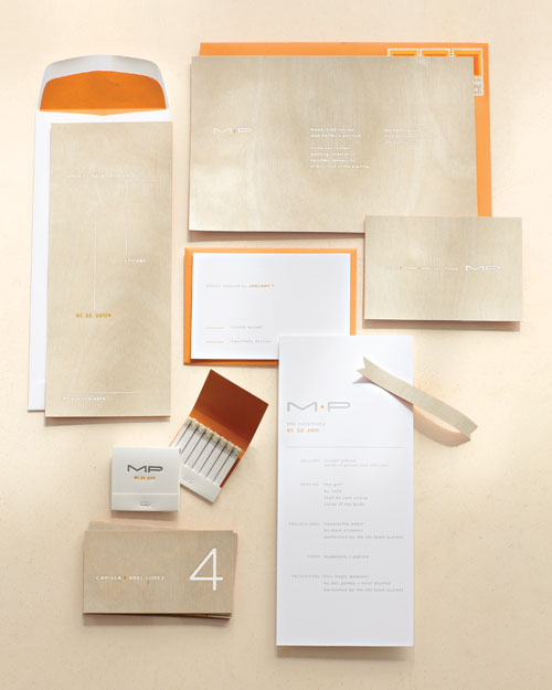 A Twist on Paper Stationery