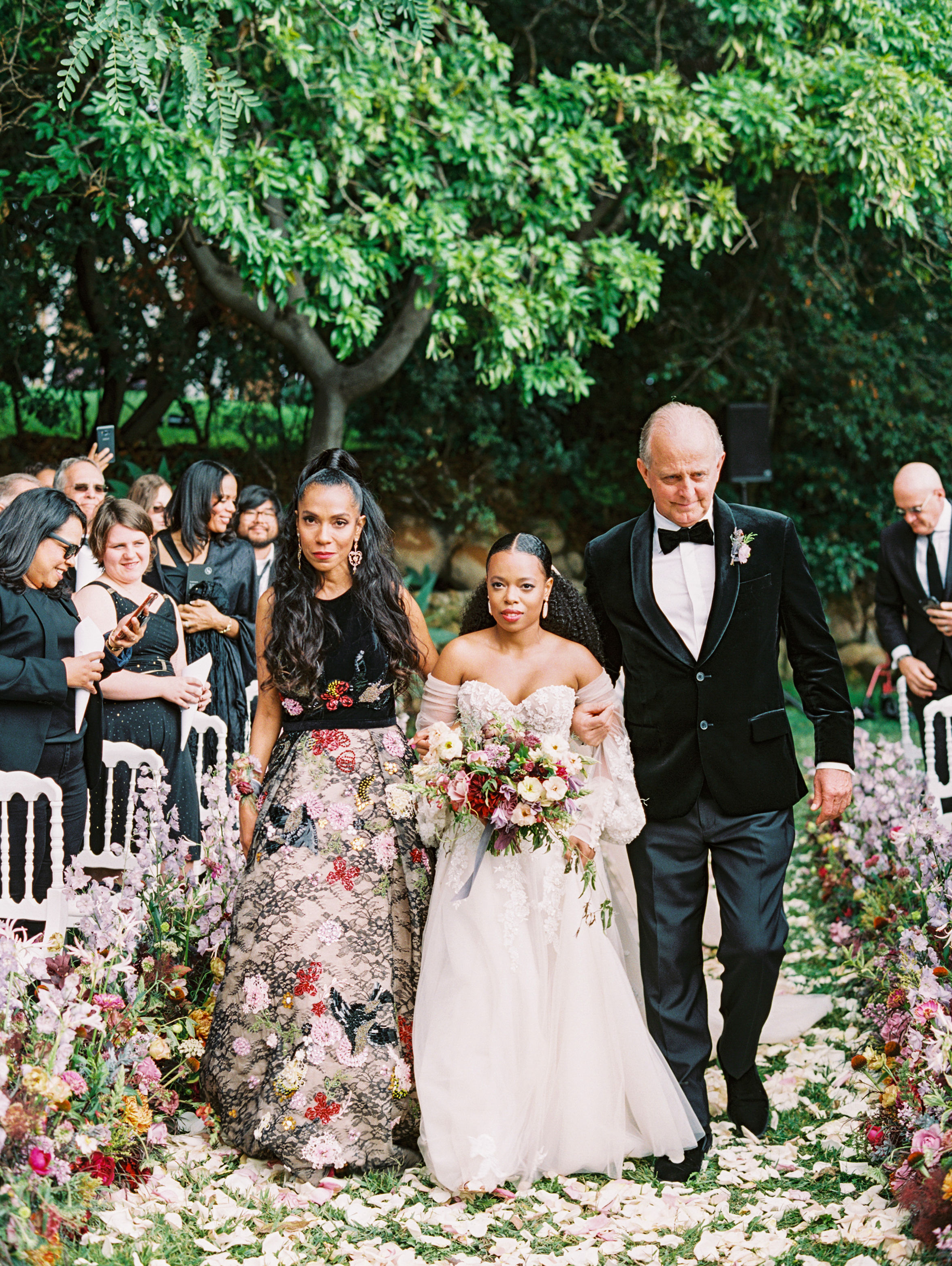 jamie and michael wedding processional
