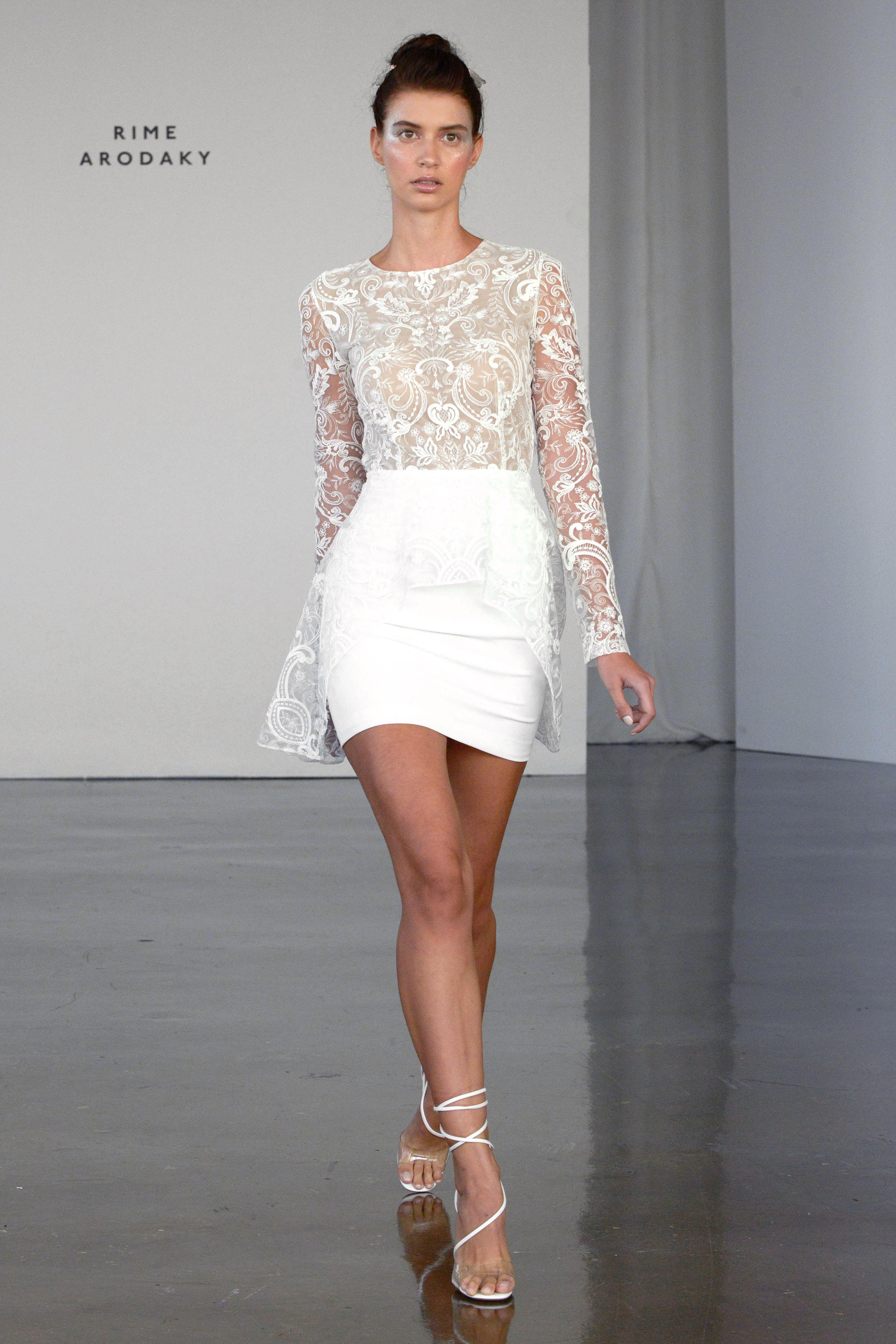Rime Arodaky wedding dress - 5 Fall 2017