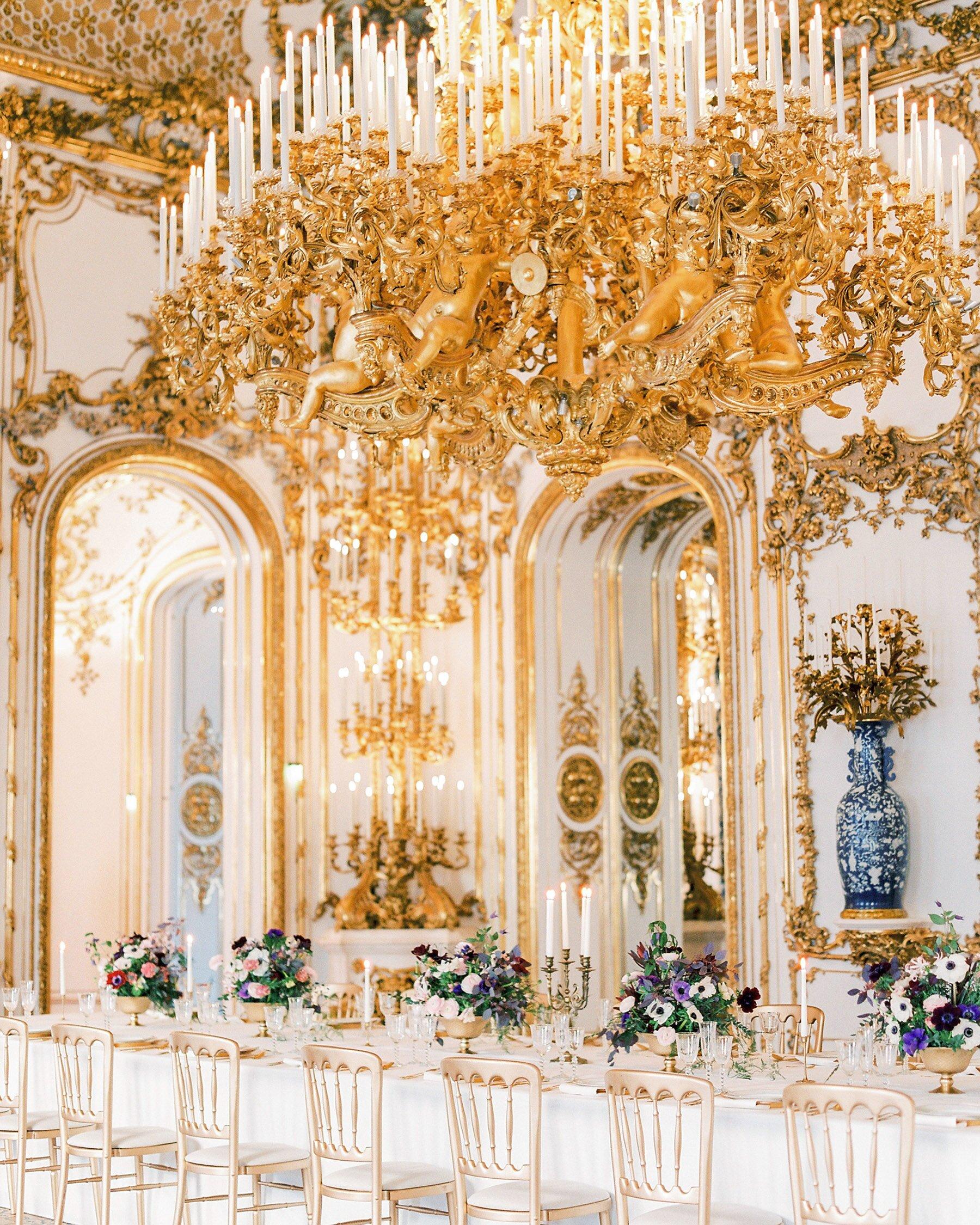 23 Glamorous Wedding Ideas for Your Luxurious Big Day | Martha ...