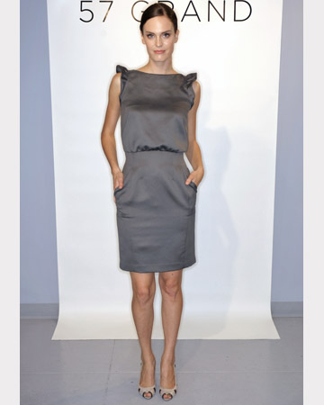 Short Sheath Dress