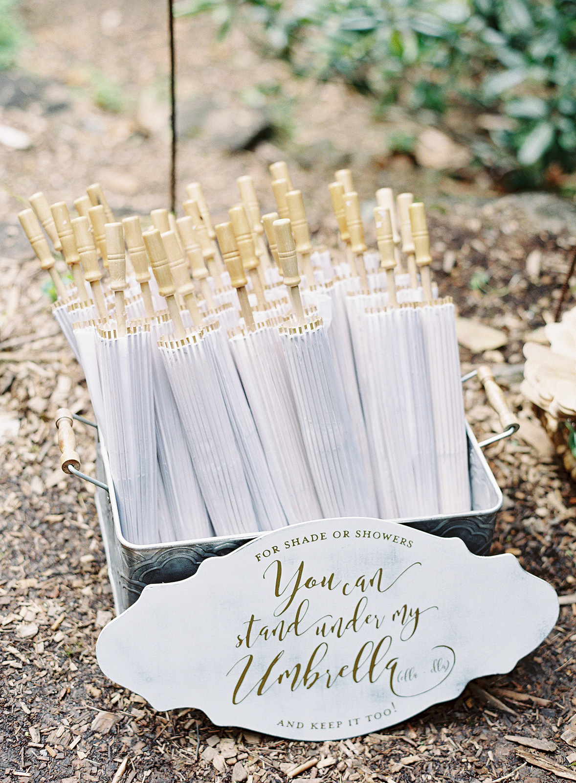 umbrella favors