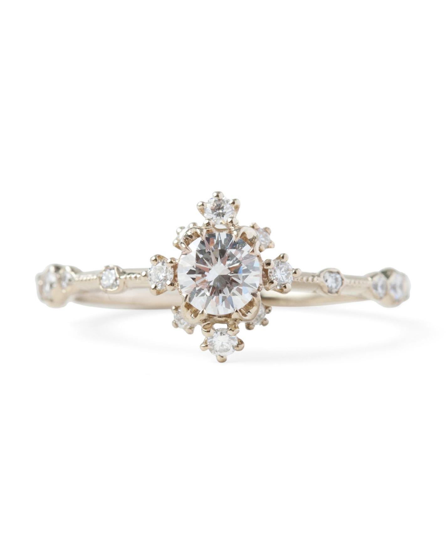 """Kataoka """"Camellia"""" Ring"""