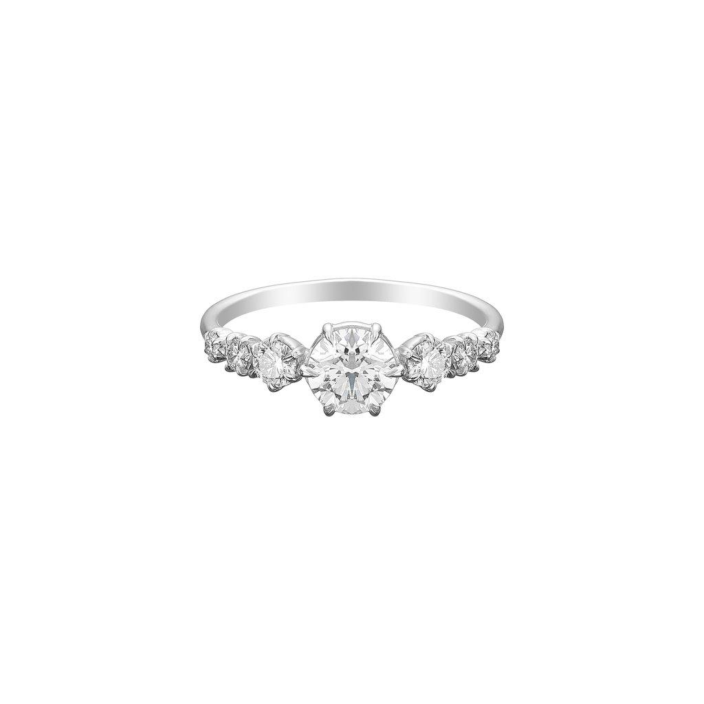 "Jade Trau ""The Catherine"" Ring"