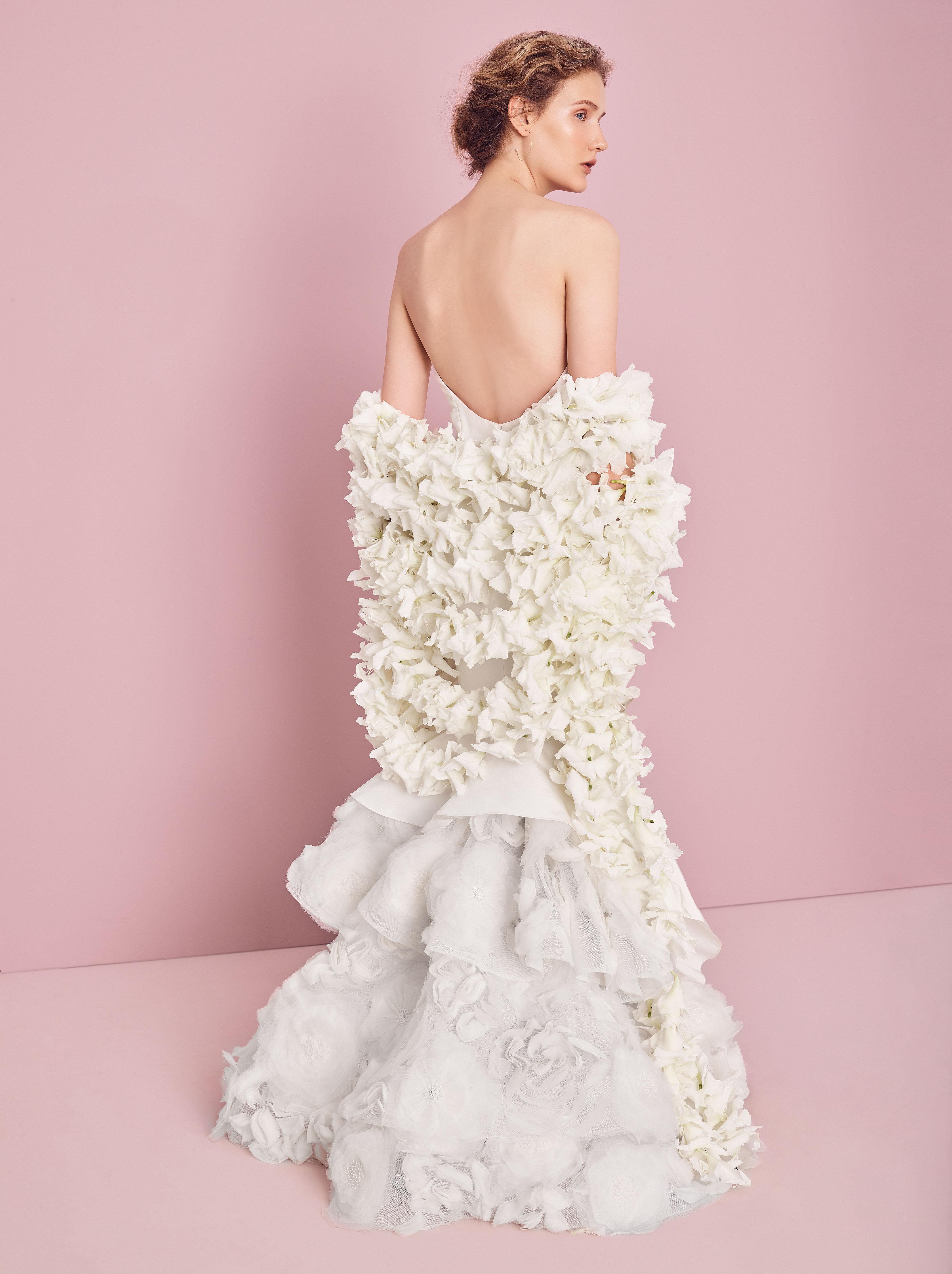 sachin babi wedding dress