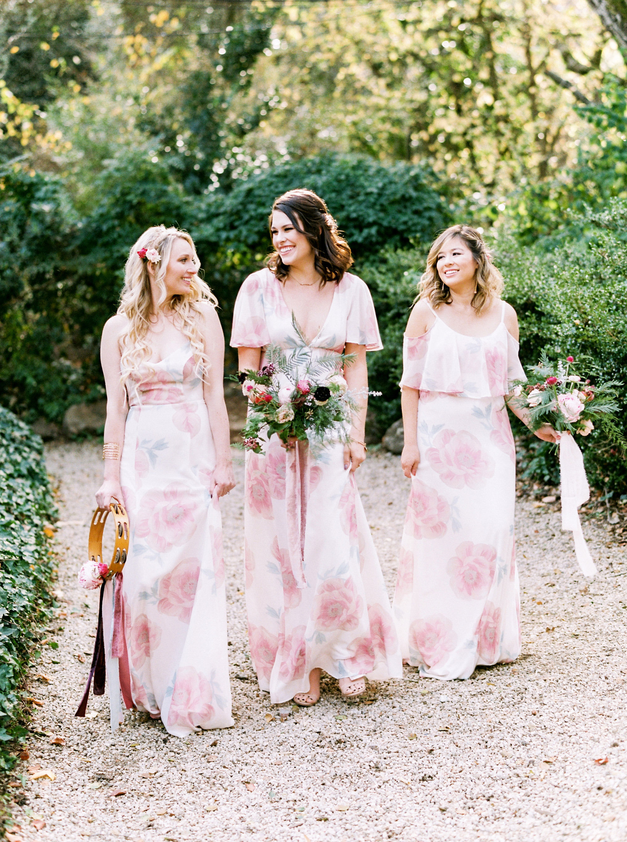 best dressed bridesmaids kristine herman