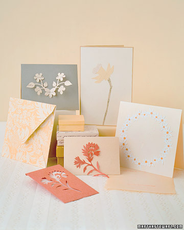 Paper Cutout Cards