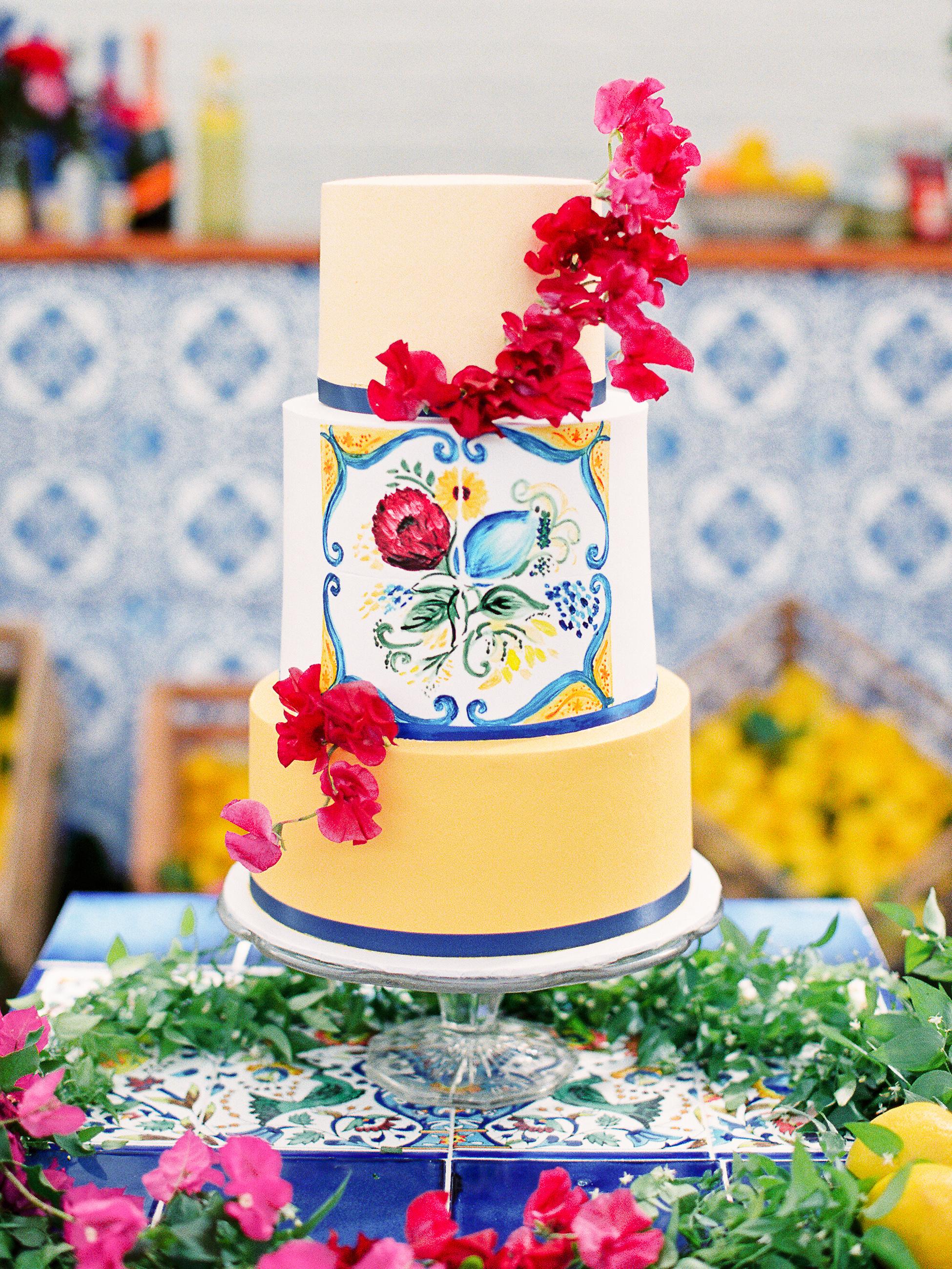yellow wedding ideas jenny haas