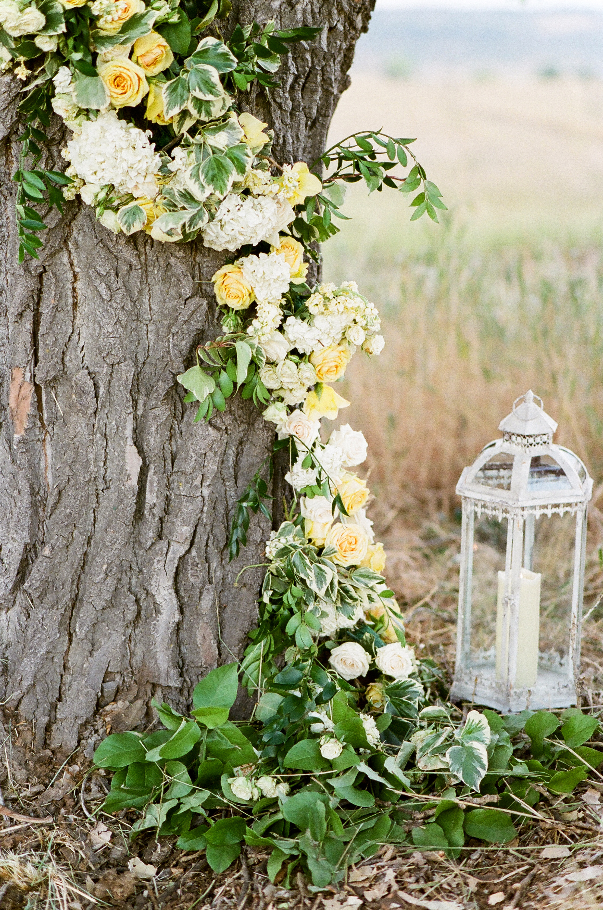 yellow wedding ideas tamara gruner