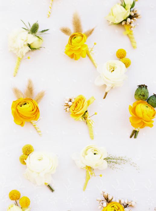 yellow wedding ideas ryan ray