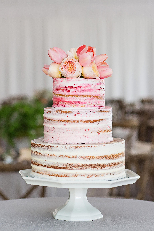 pastel wedding cake la vie photography jackson cake co