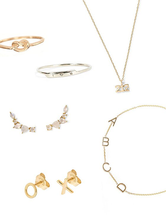 9117761b0c2 20 Stylish Pieces of Jewelry to Gift Your Bridesmaids | Martha ...