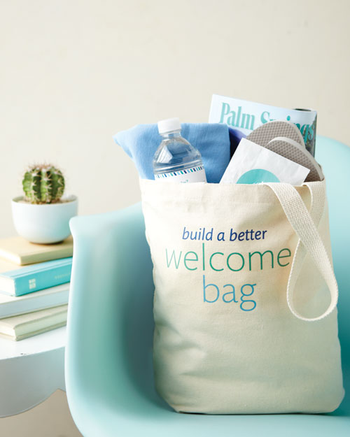 Creating a Welcome Gift They'll Love