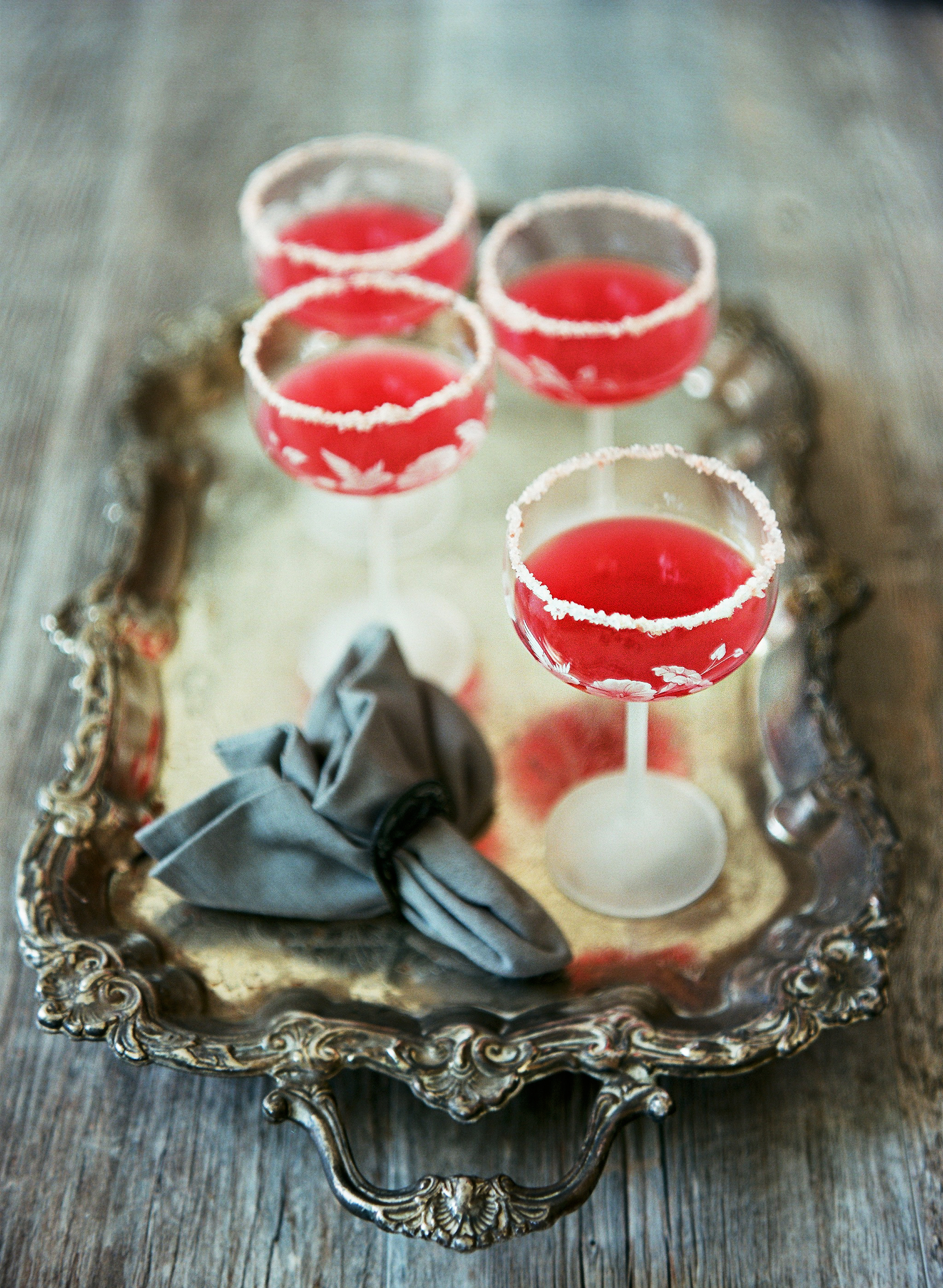 Red Signature Cocktails