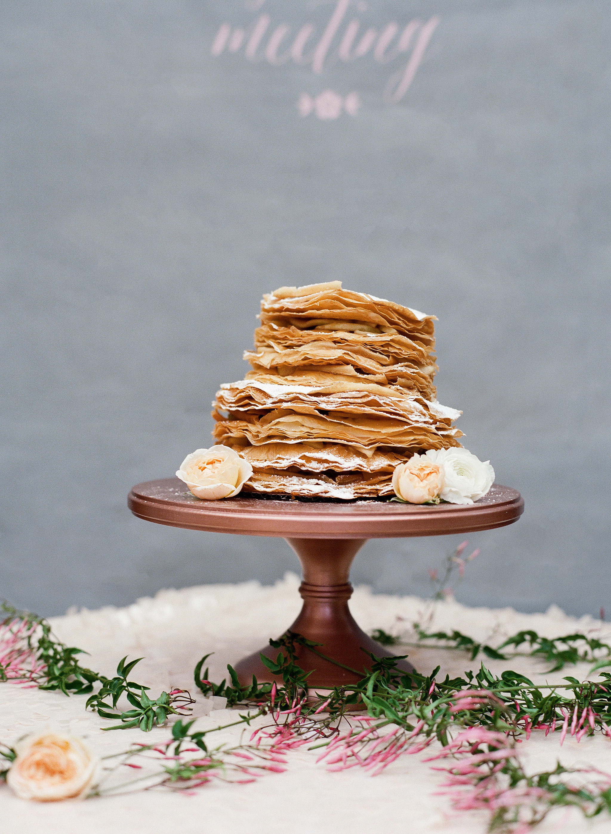 apple strudel wedding traditional cake