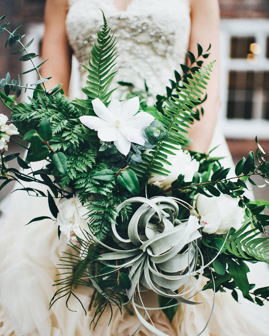 Textural Greenery Bouquet