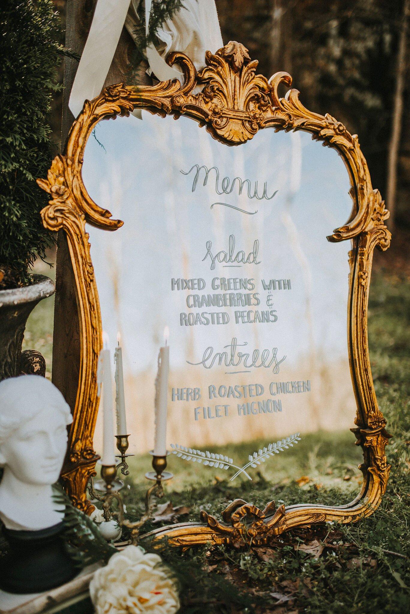 33 Pretty and Unexpected Wedding Menu Ideas   Martha Stewart Weddings
