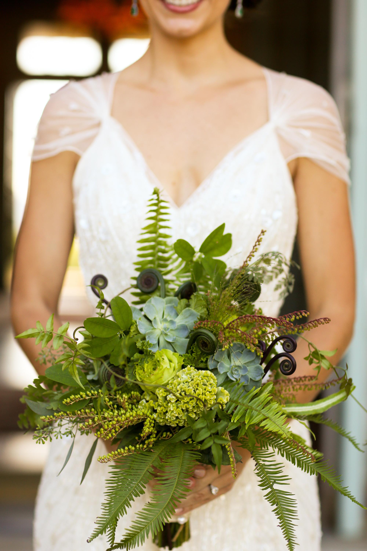 nonfloral wedding bouquets clark walker studio