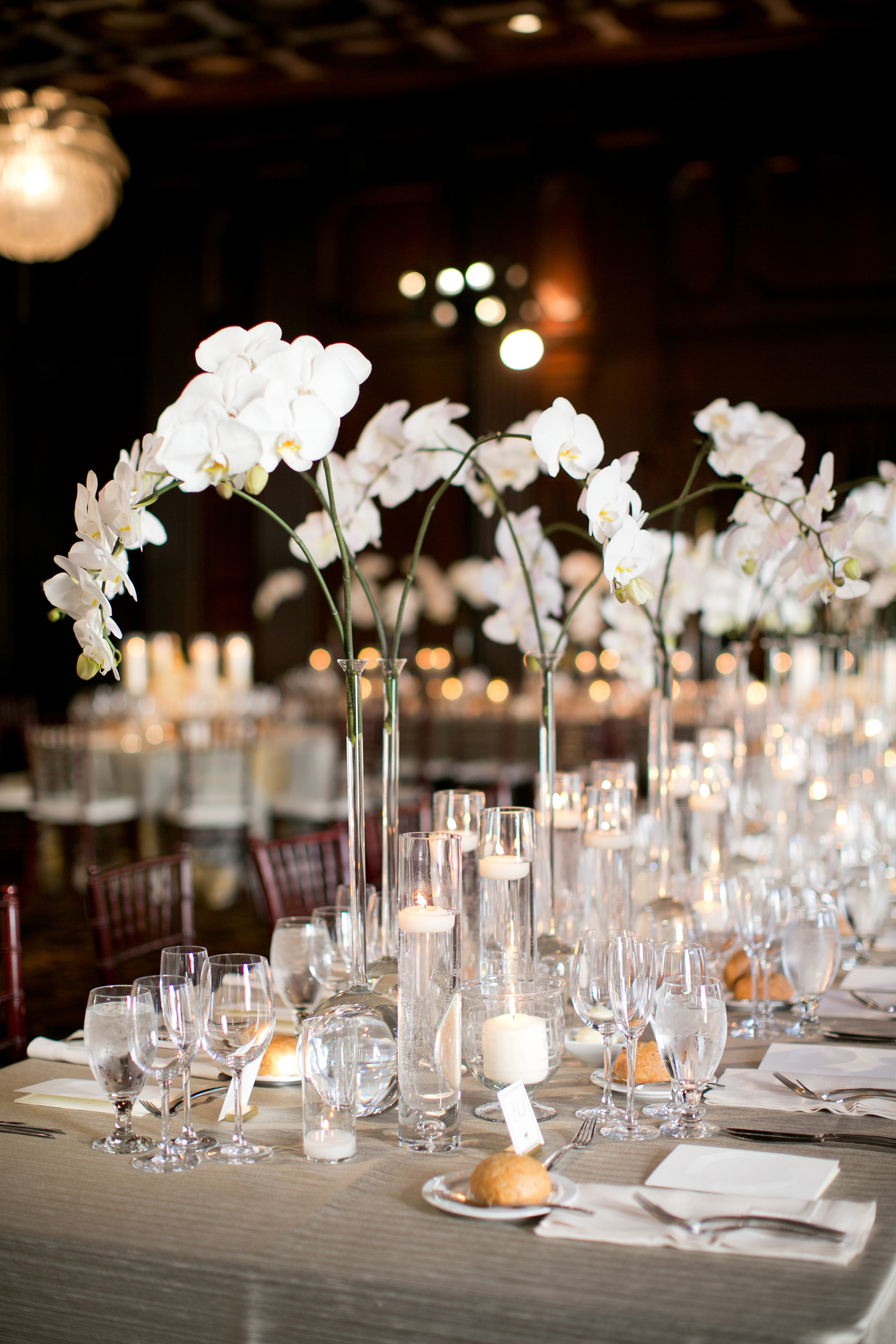 orchid flower wedding ideas josh gruetsmacher jackson durham