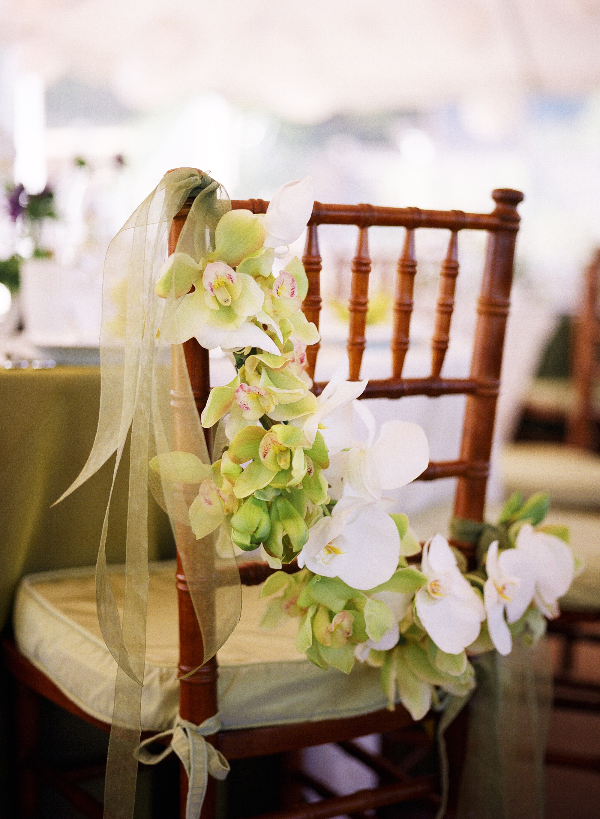 orchid flower wedding ideas meg smith ariella chezar