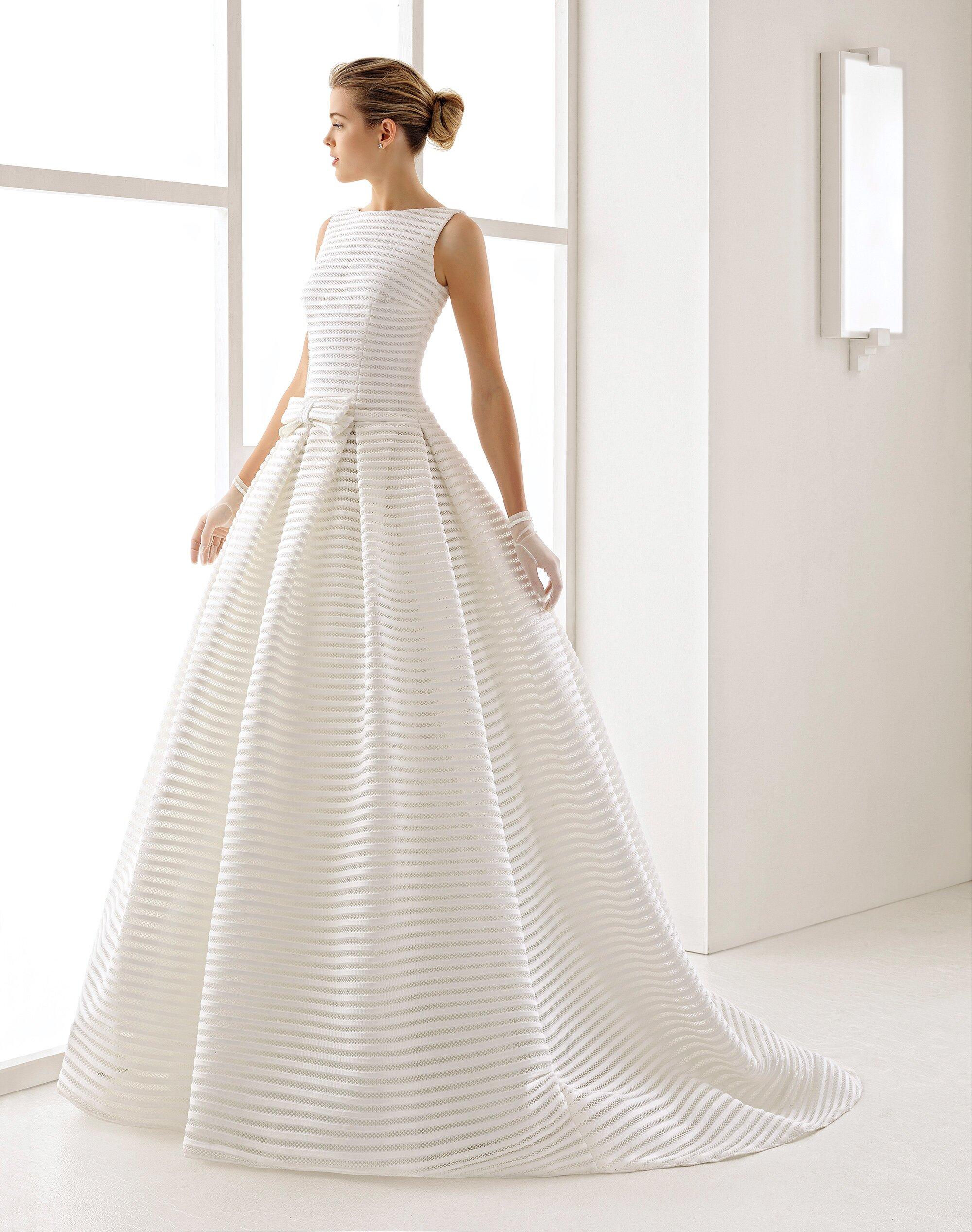 Rosa Clará Fall 2017 Wedding Dress Collection Martha
